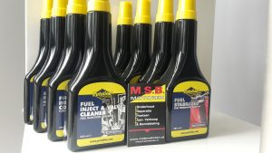 Aanbieding: Fuel Stabilizer + Fuel Inject & Valve Cleaner